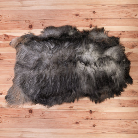 Nordic Sheepskin (black / grey)