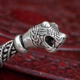 Oseberg Dragon Arm Ring