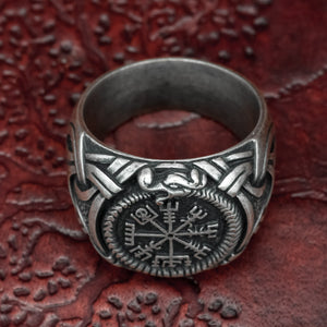 You added Jormungandr Vegvisir Ring to your cart.
