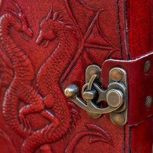 You added Handmade Leather Nidhogg and Fafnir Dragon Journal or Notebook to your cart.