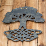 viking tree of life yggdrasill wall hanging