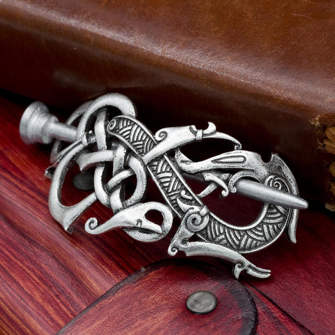 Jelling Style Dragon Hair Clip