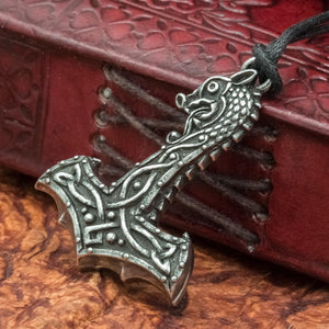 You added Pewter Drakkar Thor's Hammer to your cart.