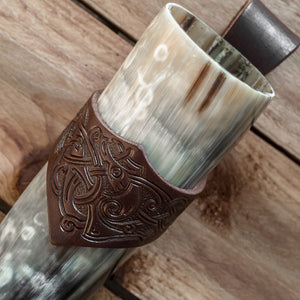 You added Set Drinking Horn Dragon Brown Holder to your cart.