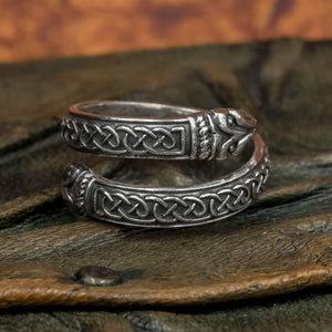 You added Sterling Silver Huginn and Muninn Raven Ring to your cart.