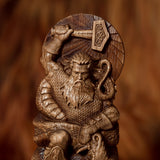 Thor Wood Carving / Statue