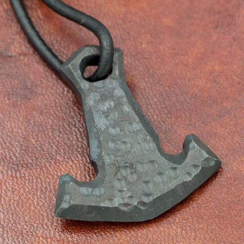 Hand-Forged Thor's Hammer
