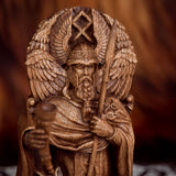 Odin Wood Carving / Statue