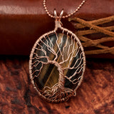 Cat's Eye Large Yggdrasill (Tree of Life)