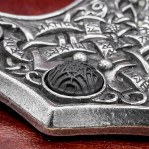 You added Thor's Hammer (Mjolnir) Belt Buckle to your cart.