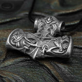 Sterling Silver Thor's Hammer