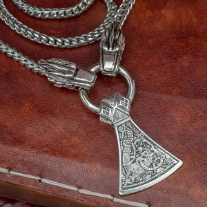 You added Mammen Axe Wolf Steel Chain to your cart.