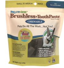 ARK Naturals Brushless Toothpaste - Small/Medium Dogs