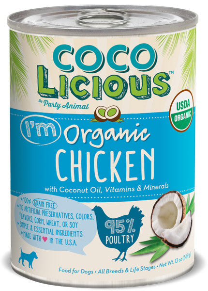 Cocolicious Organic Chicken