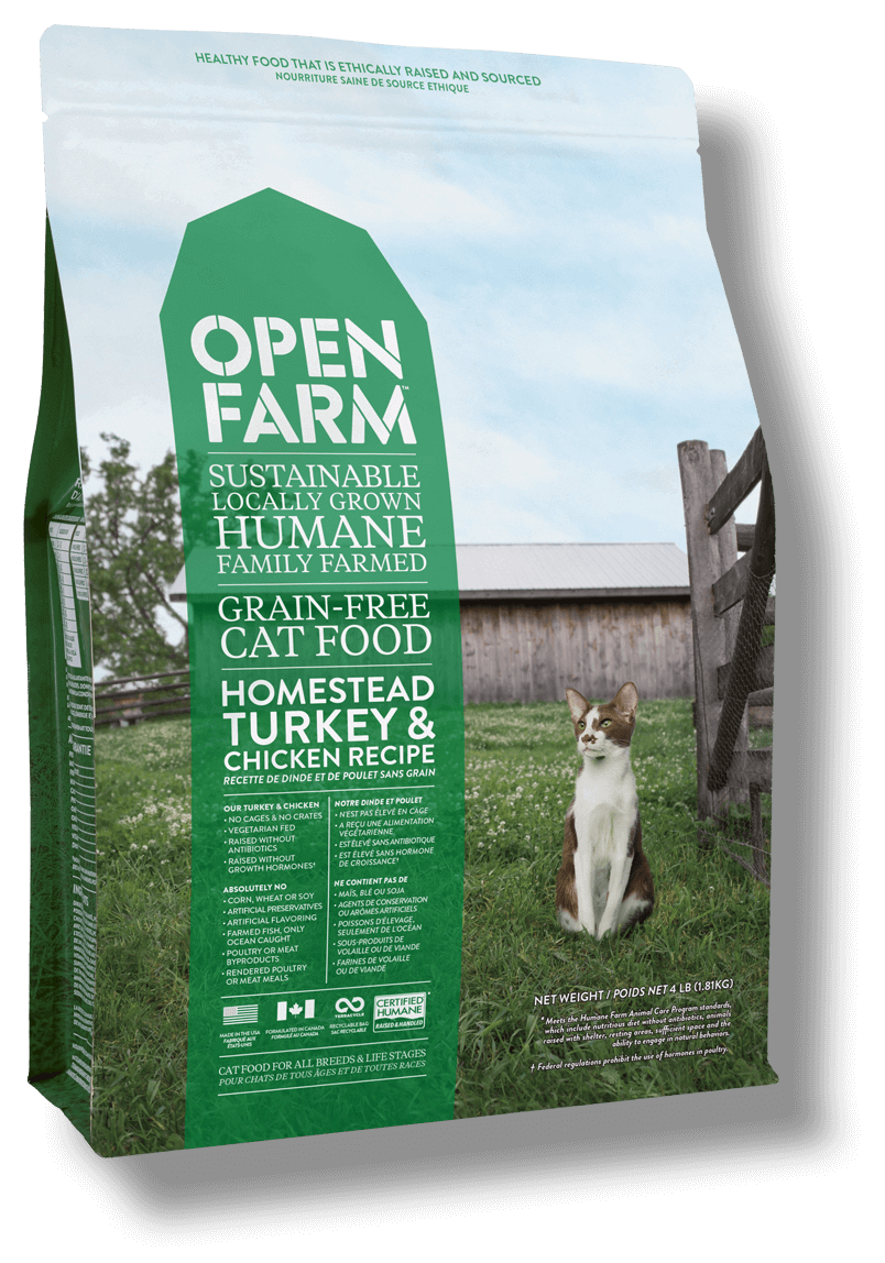 Open Farm Grain Free Homestead Turkey & Chicken