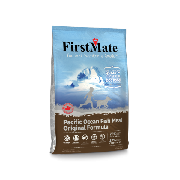 First Mate Pacific Ocean Meal Formula