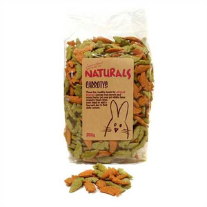 small animal treats - Rosewood carrotys