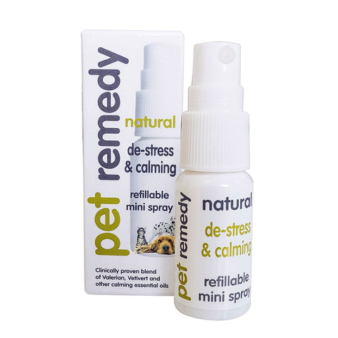 Pet Remedy Mini Pet Calming Spray 15ml - Pica's Pets