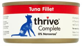 Thrive Complete Adult Tuna Fillet 75g - Pica's Pets