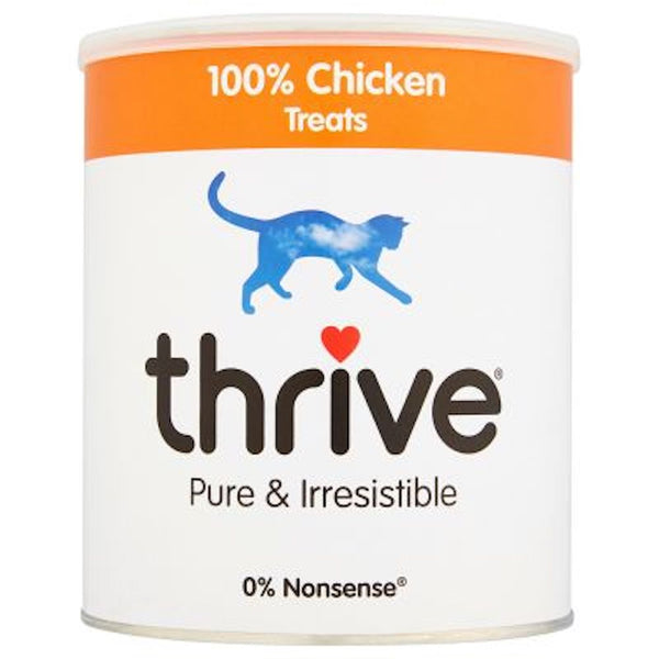 Thrive Cat Treats 100% Chicken