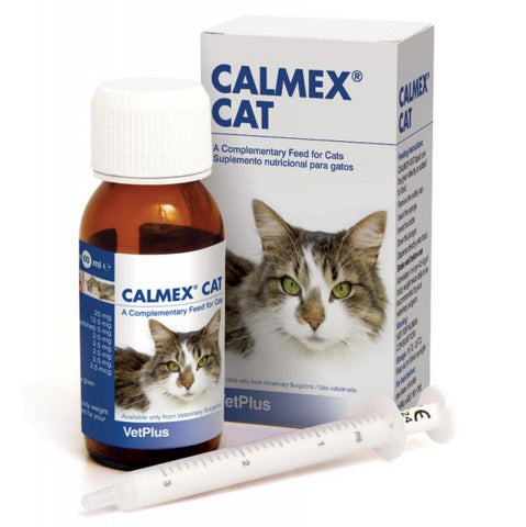 Calmex Liquid for Cats 60ml