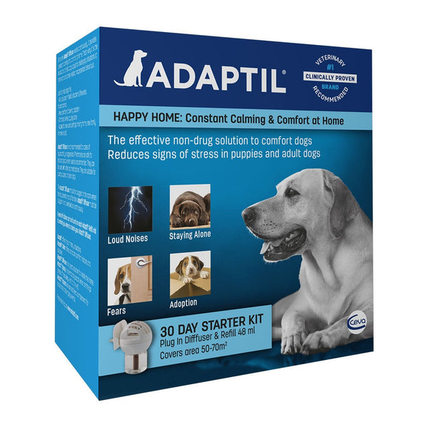 Adaptil Calm Diffuser + 48ML Refill for Dogs - Pica's Pets