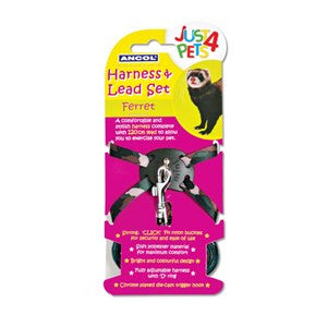 Ancol Ferret Harness & Lead - Pica's Pets