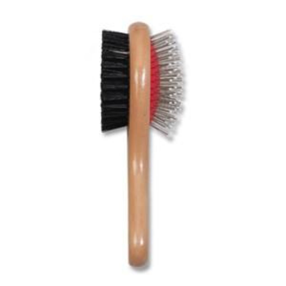 Ancol Heritage Small Double Sided Brush - Pica's Pets