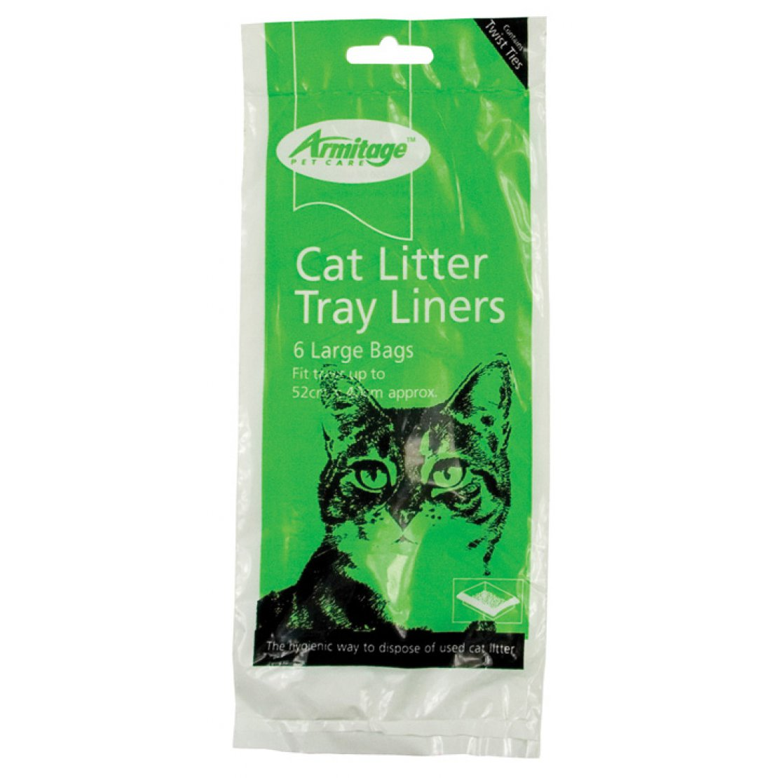 Armitage Litter Tray Liners