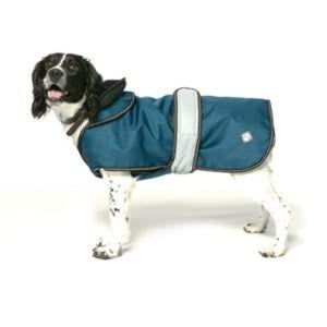 Danish Designs 2-in-1 Four Seasons Dog Coat Blue - Pica's Pets