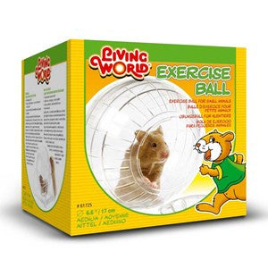 Hagen Living World Exercise Ball - Pica's Pets