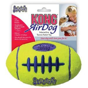 KONG Air Squeaker Football - Pica's Pets