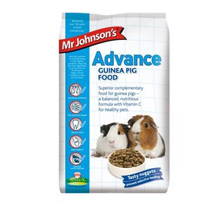 Mr Johnsons Advance Guinea Pig Food 1.5kg - Pica's Pets