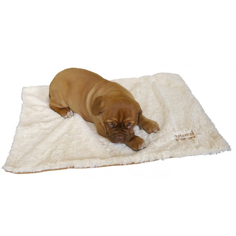 Rosewood Natural Nippers Puppy Blanket