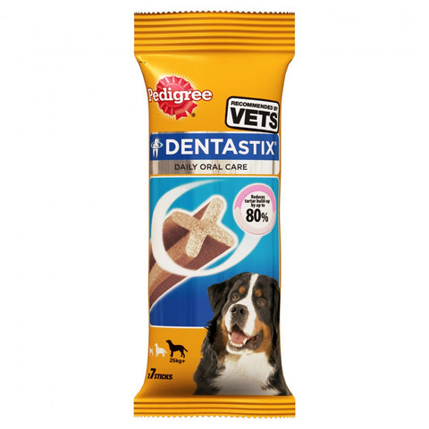 Pedigree Dentastix Dog Dental Chew - Large