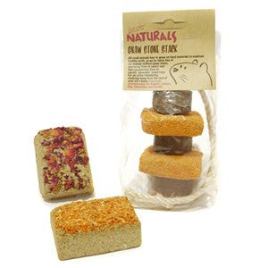 Rosewood Naturals Gnaw Stone Stack - Pica's Pets