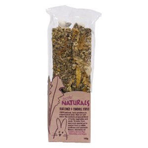 Rosewood Naturals Sunflower & Chamomile Sticks 140g - Pica's Pets