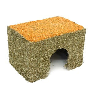 Naturals Medium Carrot Cottage - Pica's Pets