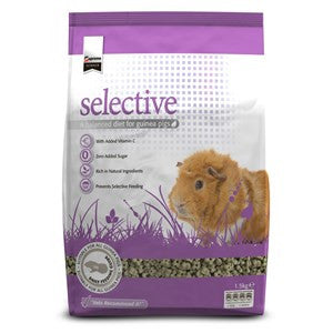 Supreme Science Selective Guinea Pig 3kg - Pica's Pets