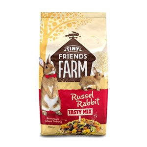 Tiny Friends Farm Russell Rabbit Mix 850g - Pica's Pets