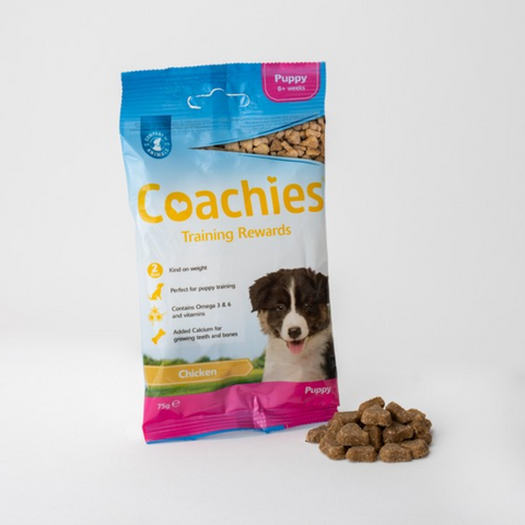 Coachies Puppy Dog Treats