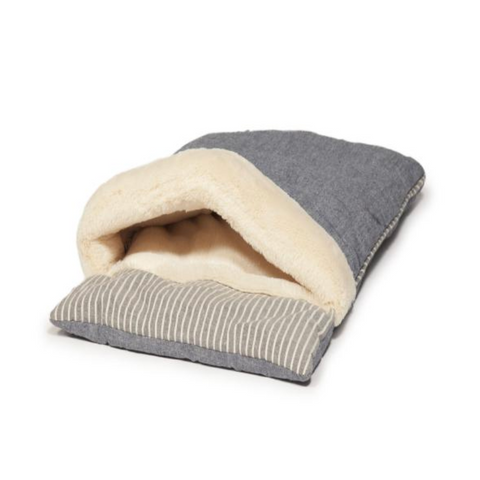 Danish Designs Maritime Cat Sleeping Bag - Pica's Pets