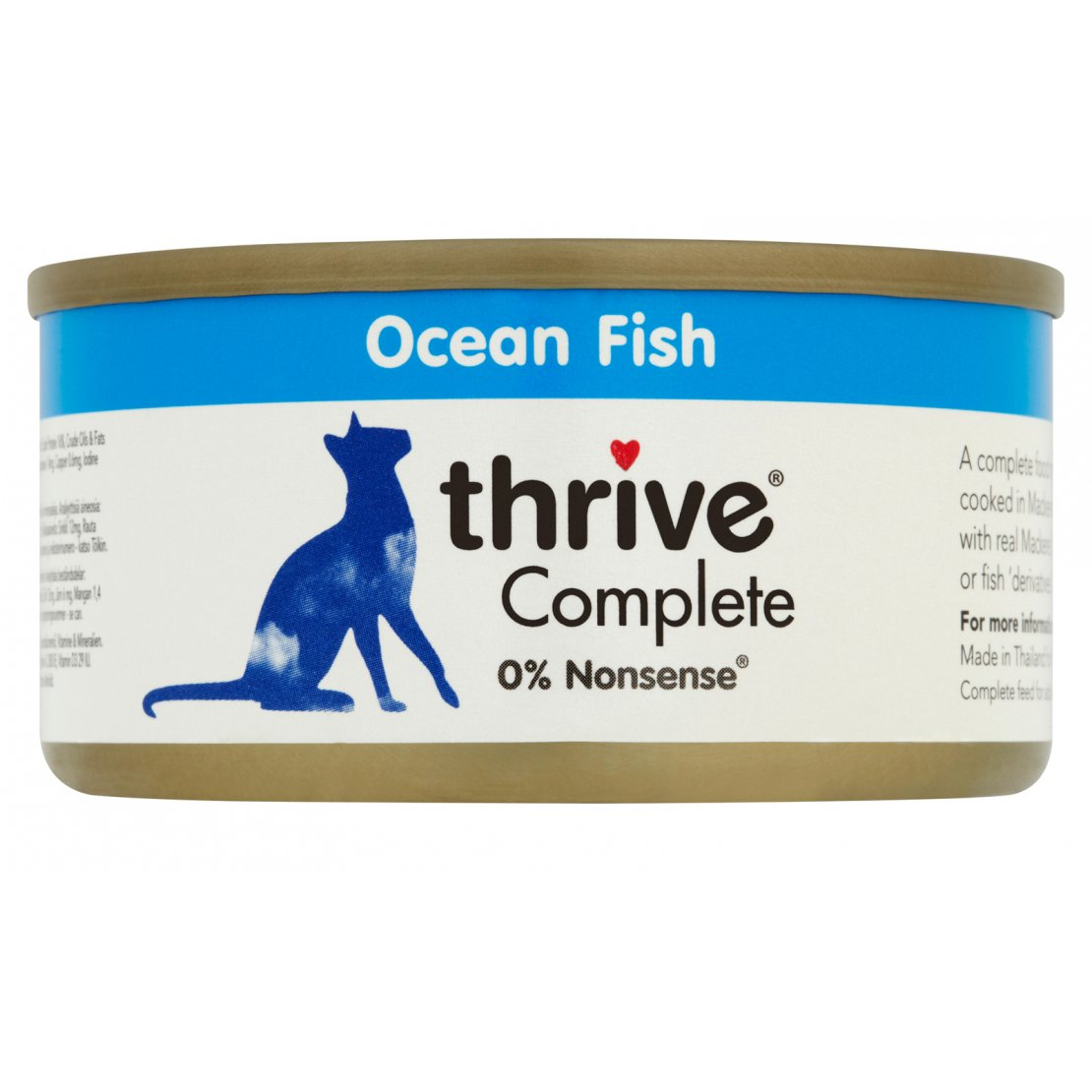 Thrive Complete Adult Ocean Fish 75g