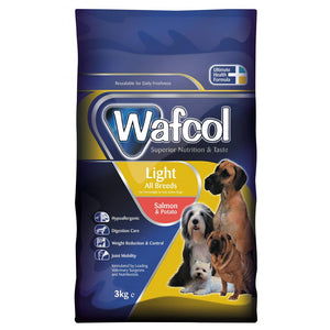 Wafcol Salmon & Potato Adult Light Dog Food