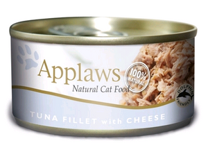 Applaws Cat Food Tuna & Cheese 24 x 70g - Pica's Pets