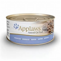 Applaws Cat Food Ocean Fish 24 x 156g - Pica's Pets