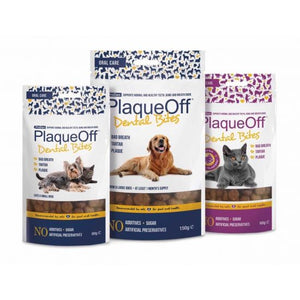 Plaque Off Dental Bites - Pica's Pets