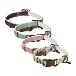 Designed By Lotte Nylon Collar Virante Dog Collar - Pica's Pets