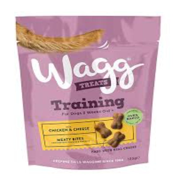 Wagg Dog Treats 125g - Pica's Pets