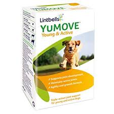 Yumove Young & Active Dog Joint Supplements